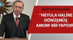 Cumhurbaşkanı Erdoğan: 'CHP hakiki bir siyasi parti olmaktan çıkmıştır.