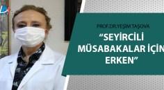 Bilim Kurulu üyesi Prof. Dr. Yeşim Taşova açıkladı