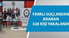Adana'da 'huzur ve güven' uygulamaları devam ediyor