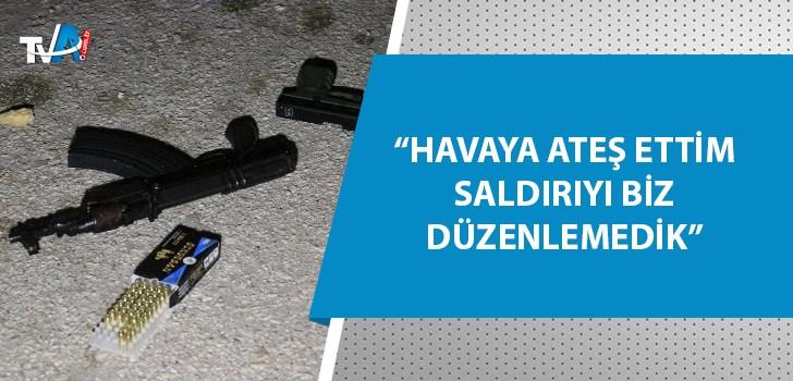 Adana'da bir eve kalaşnikoflu saldırı!
