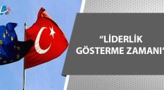 BM ve AB'den Türkiye'ye çağrı!