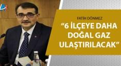 Enerji ve Tabii Kaynaklar Bakanı Dönmez Adana'da müjde verdi!