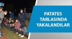 Adana'da film gibi kovalamaca!
