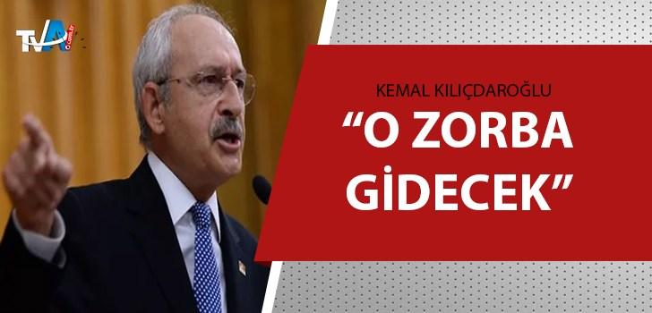 Kılıçdaroğlu'ndan Erdoğan'a sert sözler!