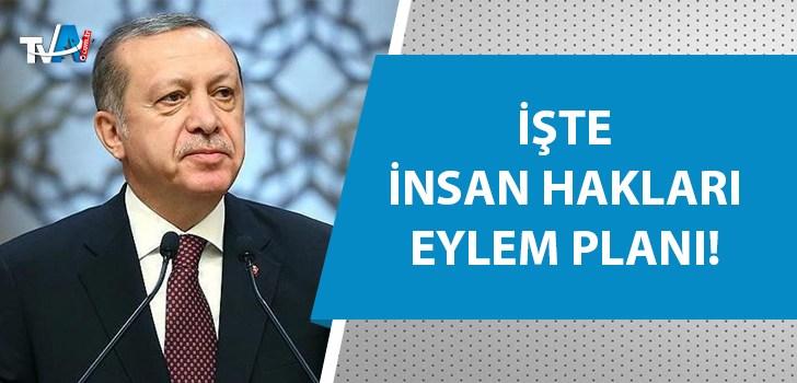 Tarihi gün! Cumhurbaşkanı Erdoğan tek tek açıkladı