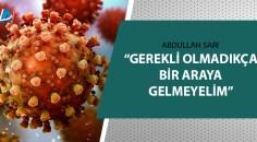 Adana'da mutasyonlu virüs görüldü!