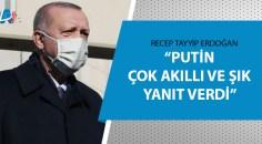 Cumhurbaşkanı Erdoğan'dan, Joe Biden'a Putin tepkisi!