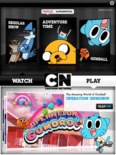 CASBAA: Cartoon Network launches first-of-a-kind app in Asia Pacific