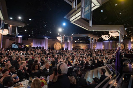 Winners of the 72nd Annual Golden Globe® Awards