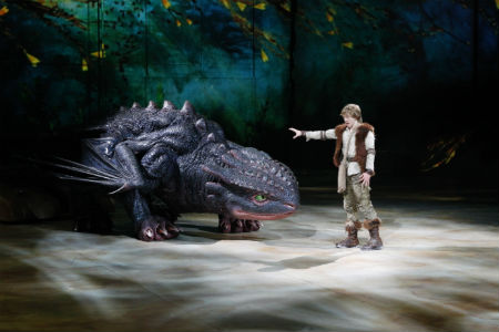 "L-Acoustics selected for ""How to Train Your Dragon Live Spectacular"""