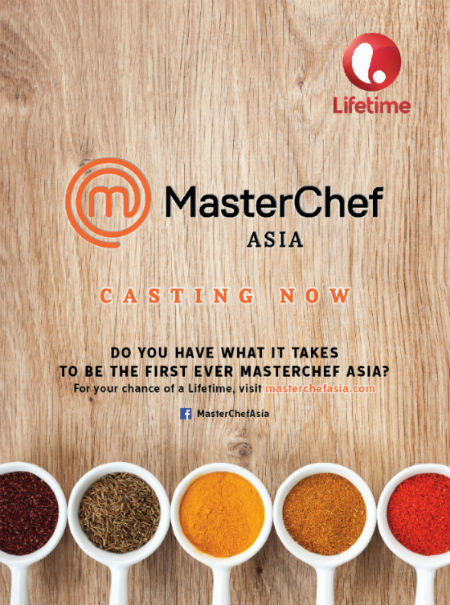 """Masterchef"" comes to Asia"