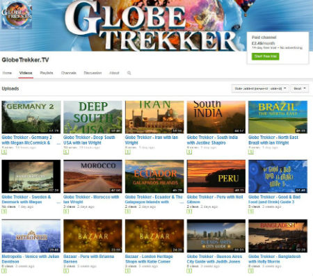 Pilot Productions launches Youtube channel