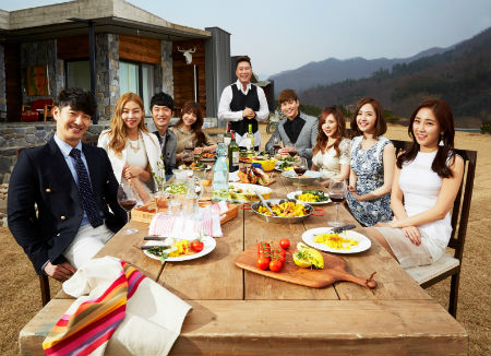 CJ E&M launches new reality show on O'live