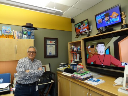 TV ASIA Plus WEB-EXCLUSIVE: One-on-one with Cartoon Network's Stuart Snyder