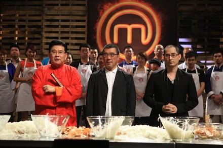 MasterChef launches on China's Dragon TV