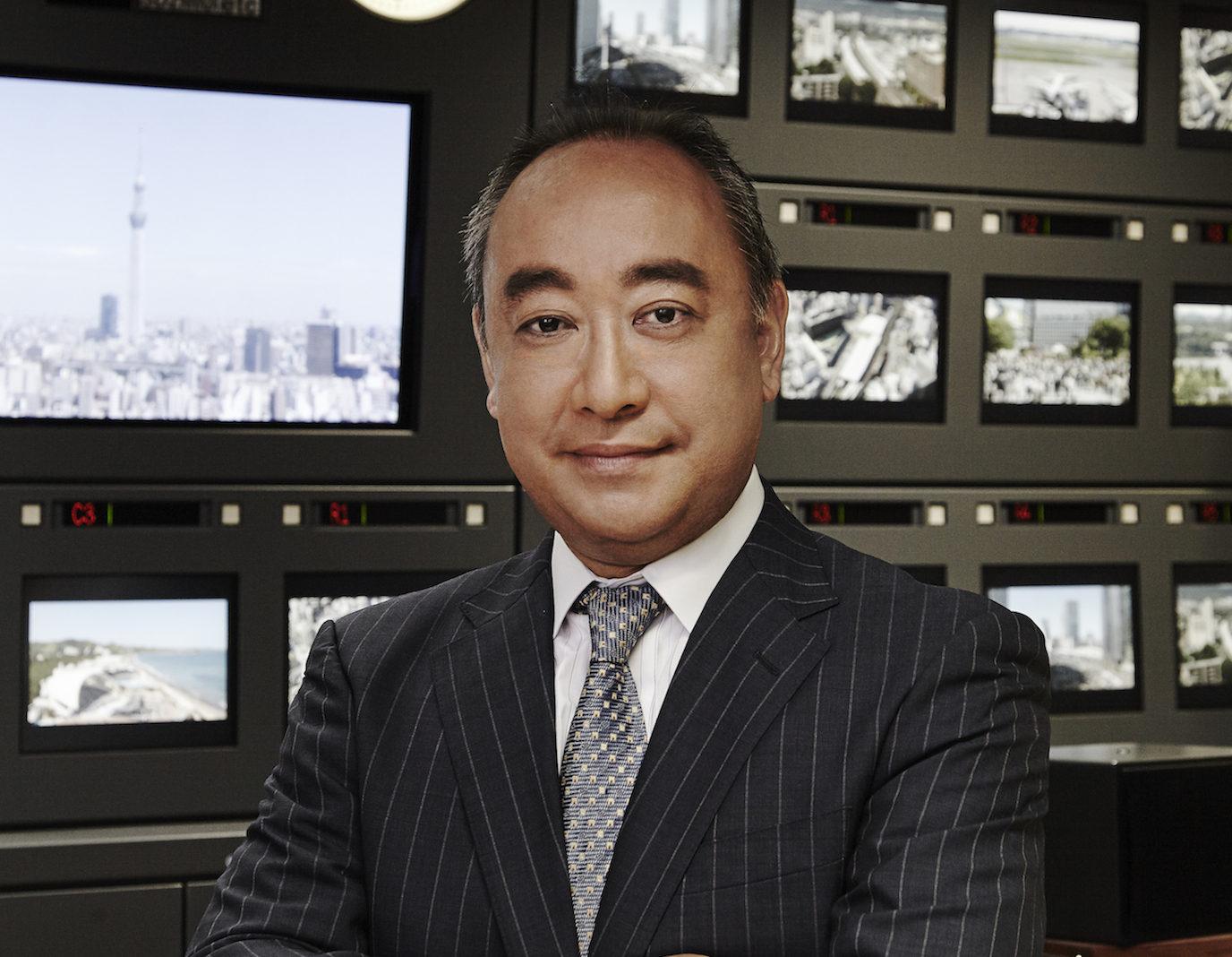 Nippon TV selects President of IBD