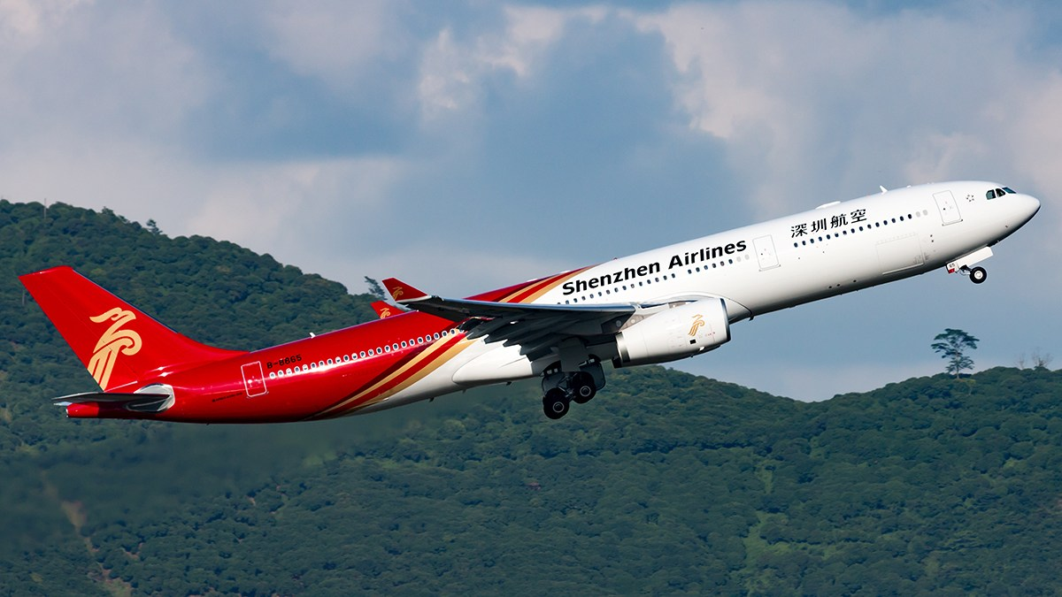 Shenzhen Airlines rolls out connected cockpit across A320 fleet