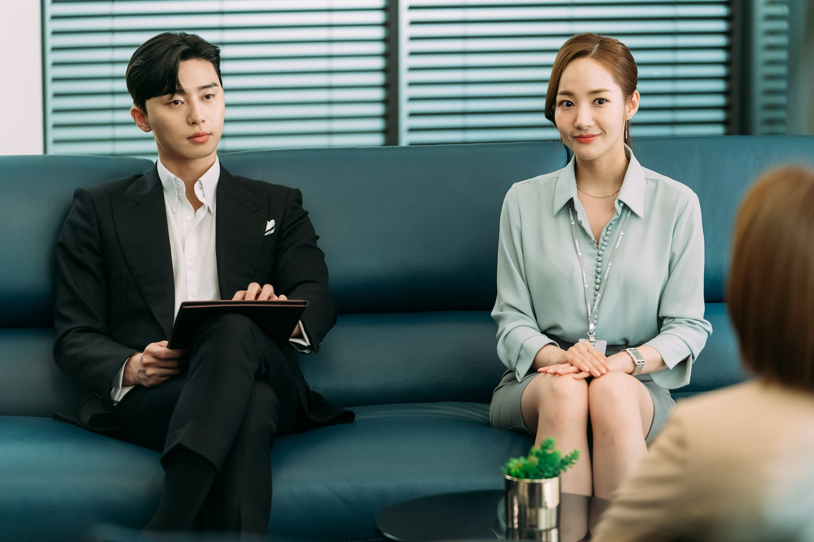 """CJ E&M's """"What's Wrong with Secretary Kim"""" secures high ratings"""