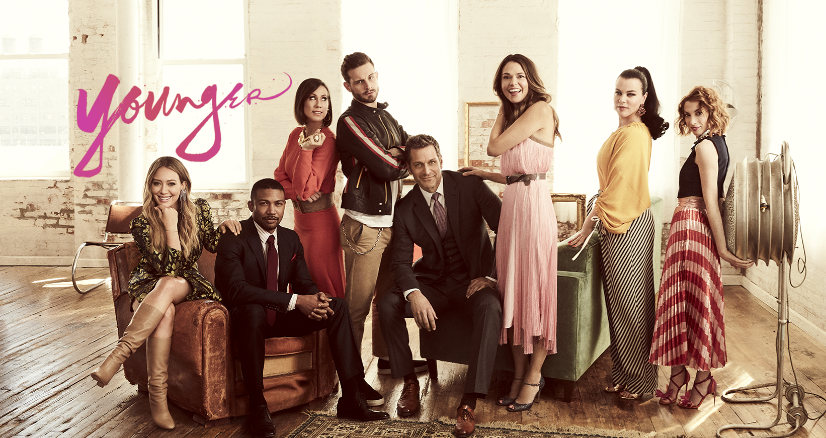 """Endemol Shine secures deal with ProSieben Germany for hit series """"Younger"""""""
