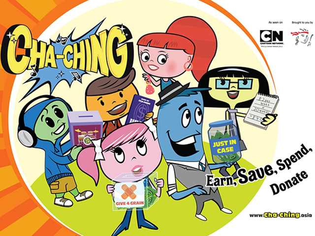 """Cha-Ching"" initiative teams up with kid influencers to connect with young audience"