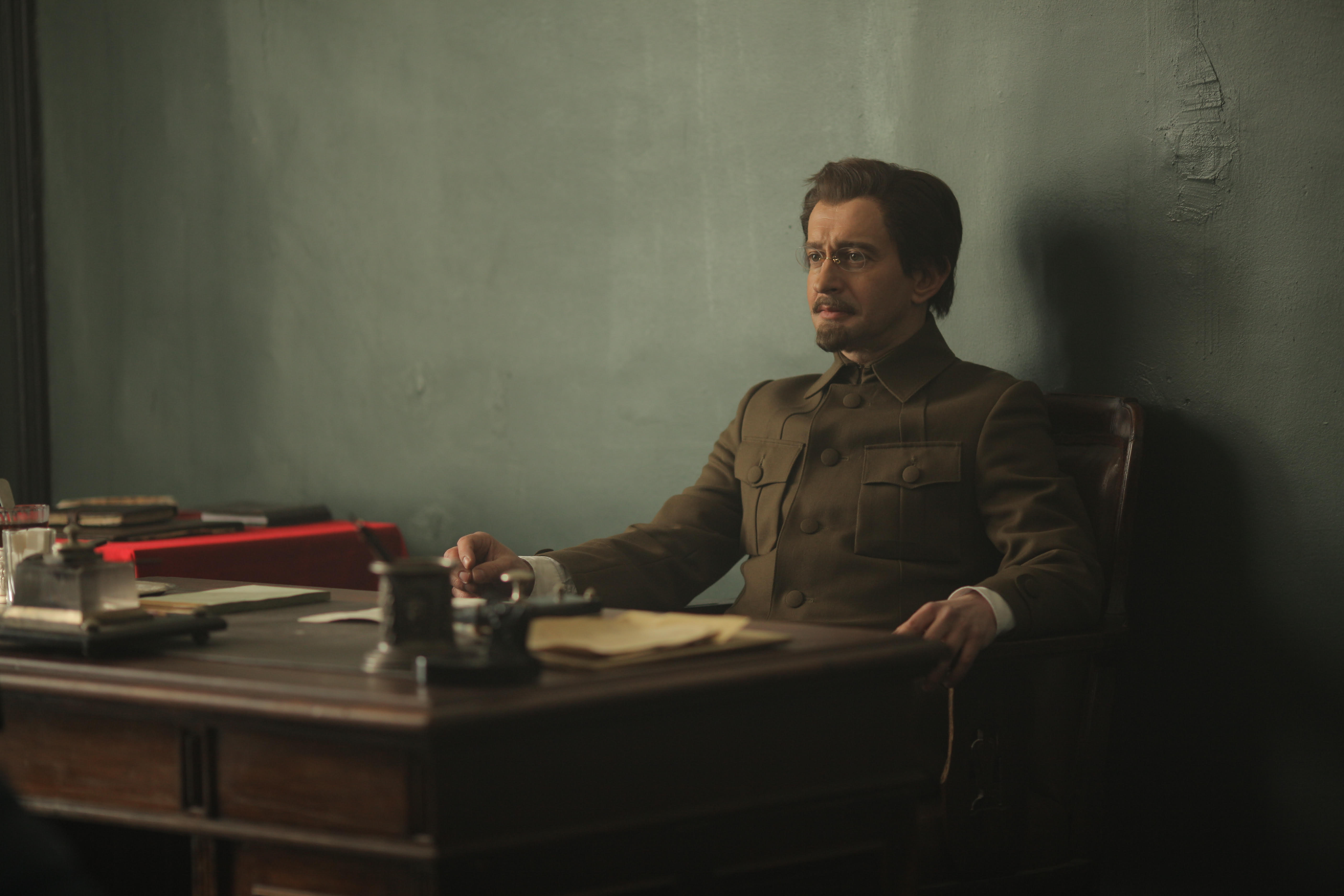 """Historical drama """"Trotsky"""" travels to Denmark and Mexico"""