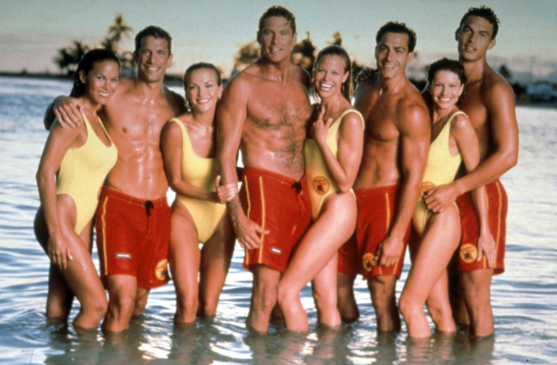 "Classic action drama ""Baywatch"" gets remastered"
