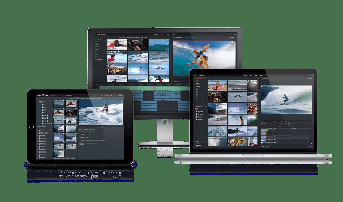 EditShare releases new Flow