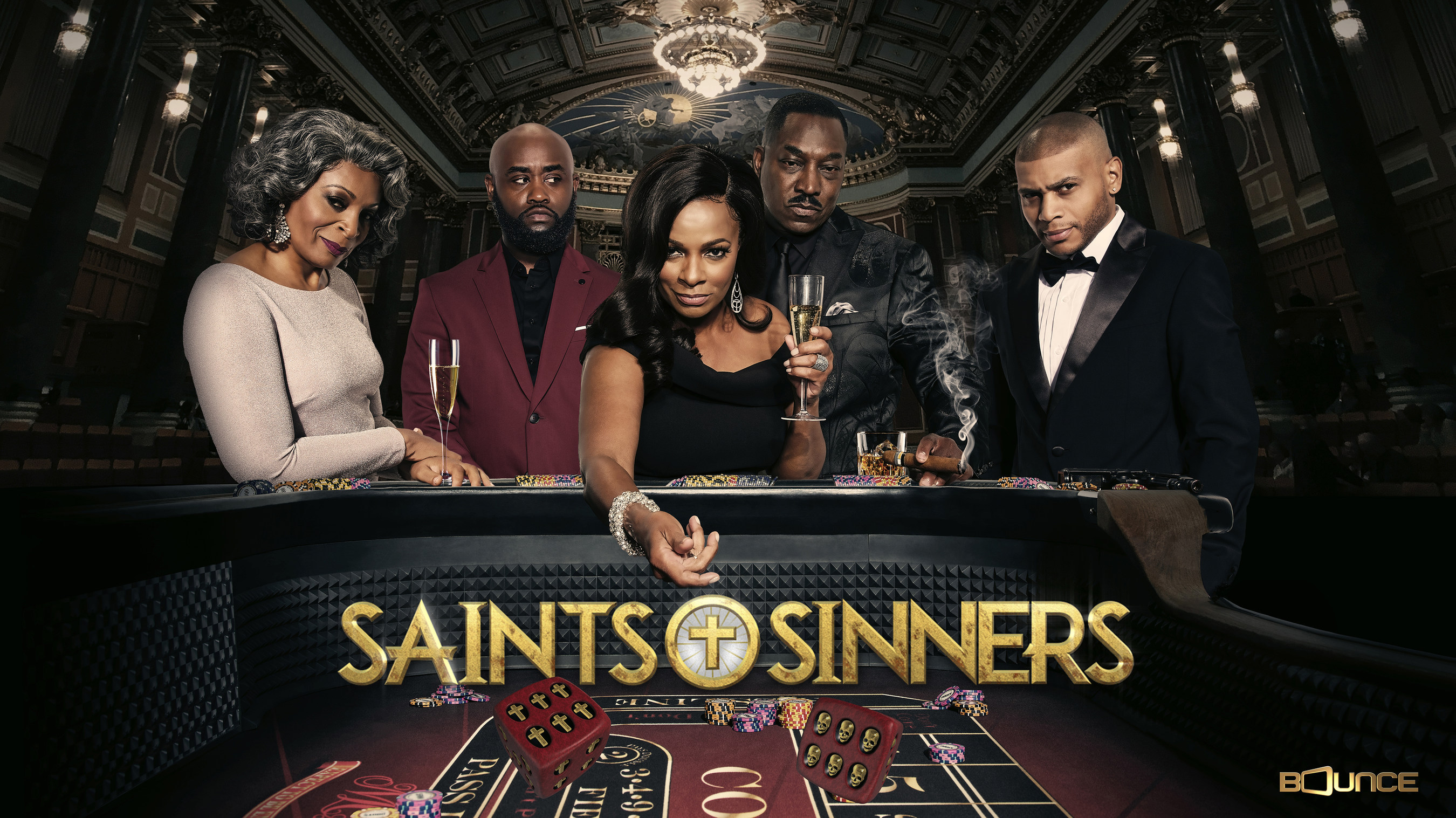 Saints & Sinners Season Four Premiere Finishes #1 on Television