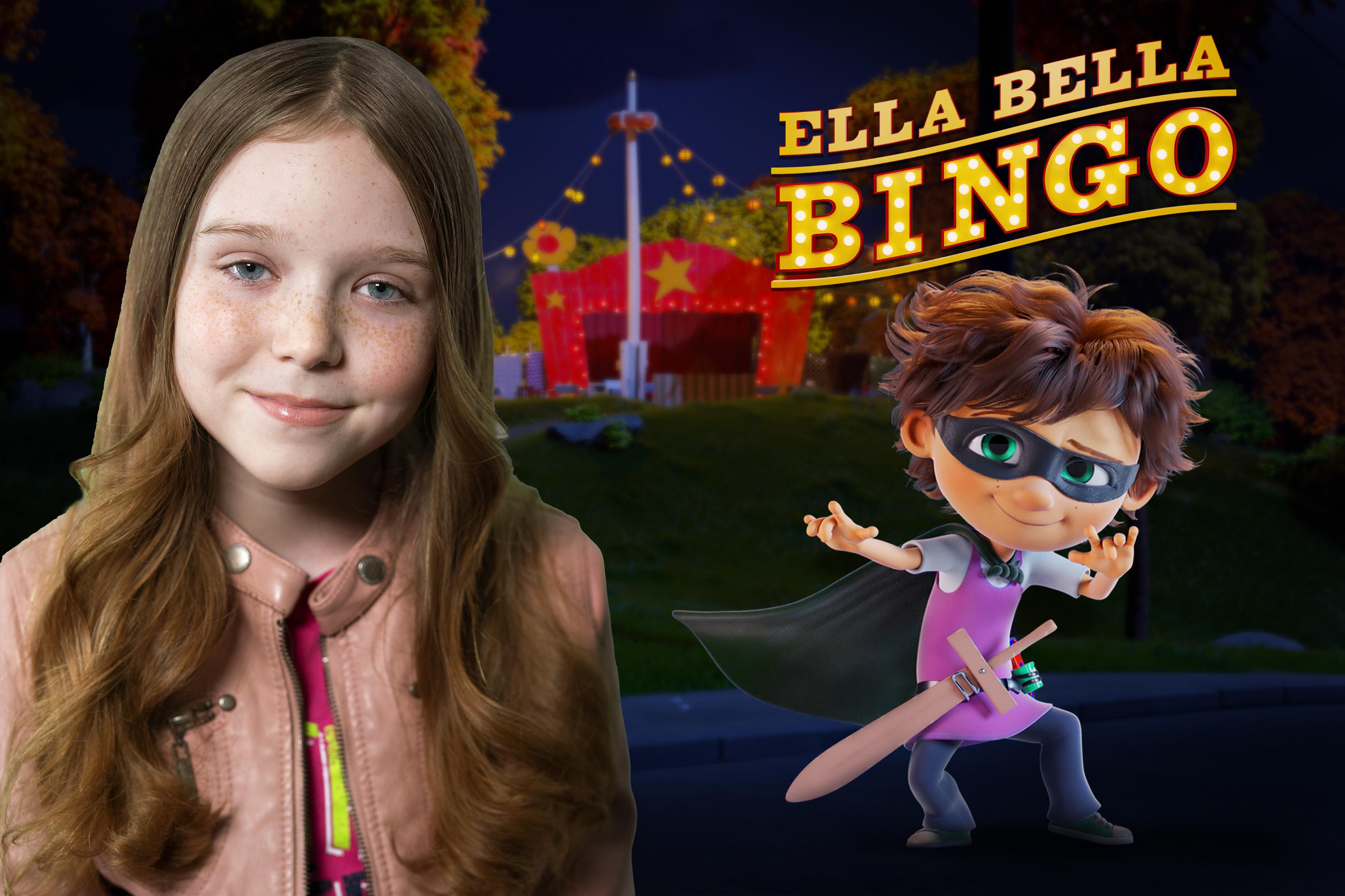 Studio 100 Film and Kool Produktion announce voice cast for Ella Bella Bingo
