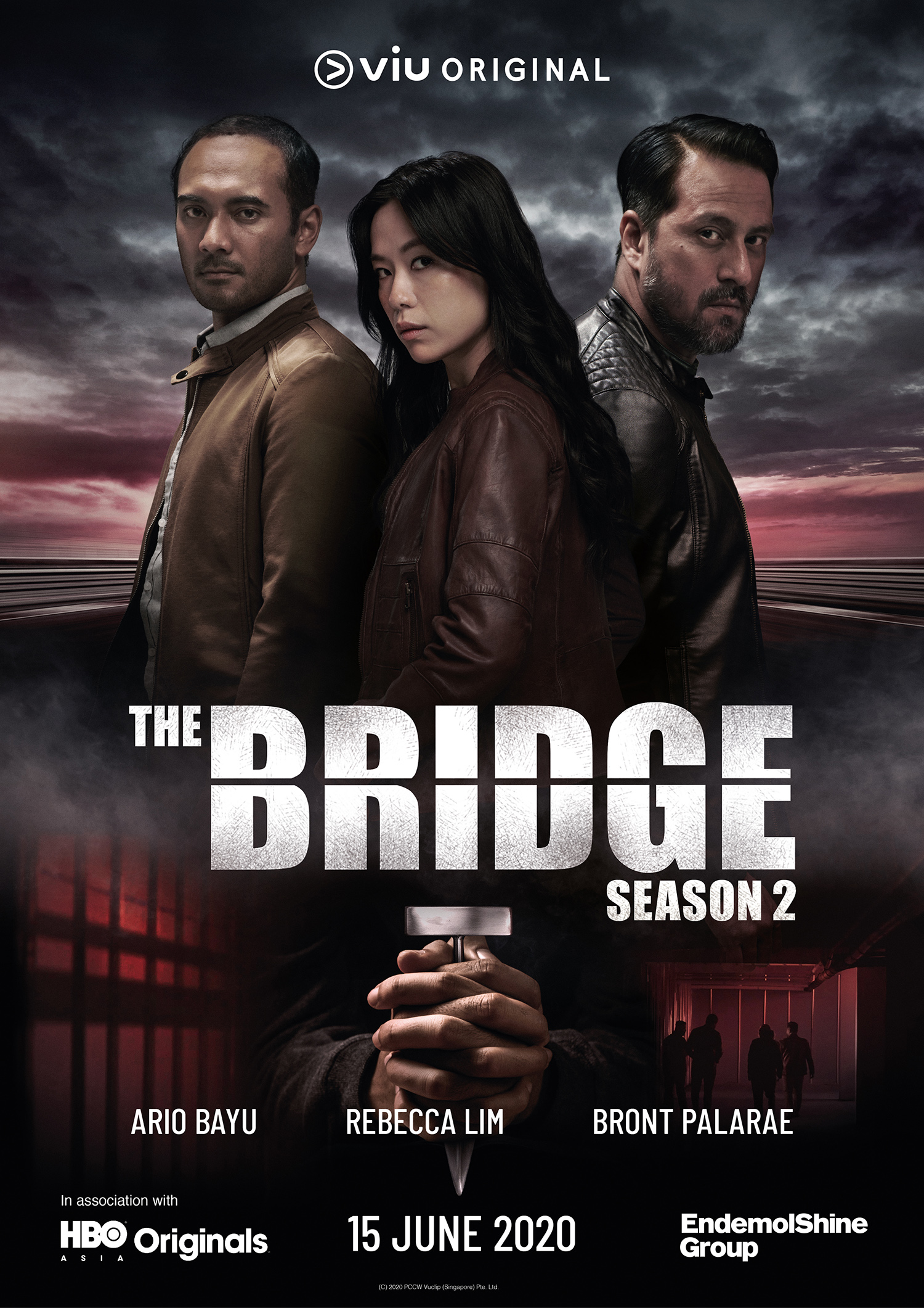 Viu and HBO Asia to air second season of 'The Bridge' starting 15 June