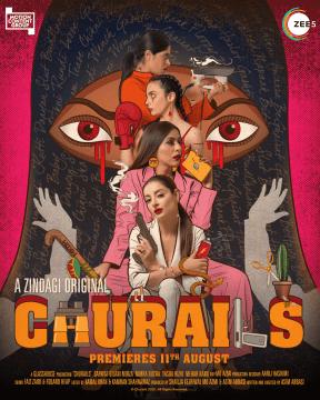 Churails (2020) Season 1 Hindi Complete ZEE5 WEB Series 480p | 720p WEB-DL