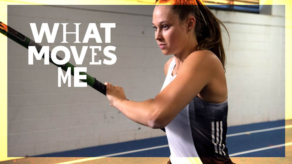 World-class athletes inspire viewers to start their impossible in Olympic Channel's 'What Moves Me' presented by Toyota