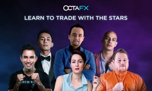 OctaFX produces new trading show with stars Kevin Zahri, Yasmin Hani and other celebrities