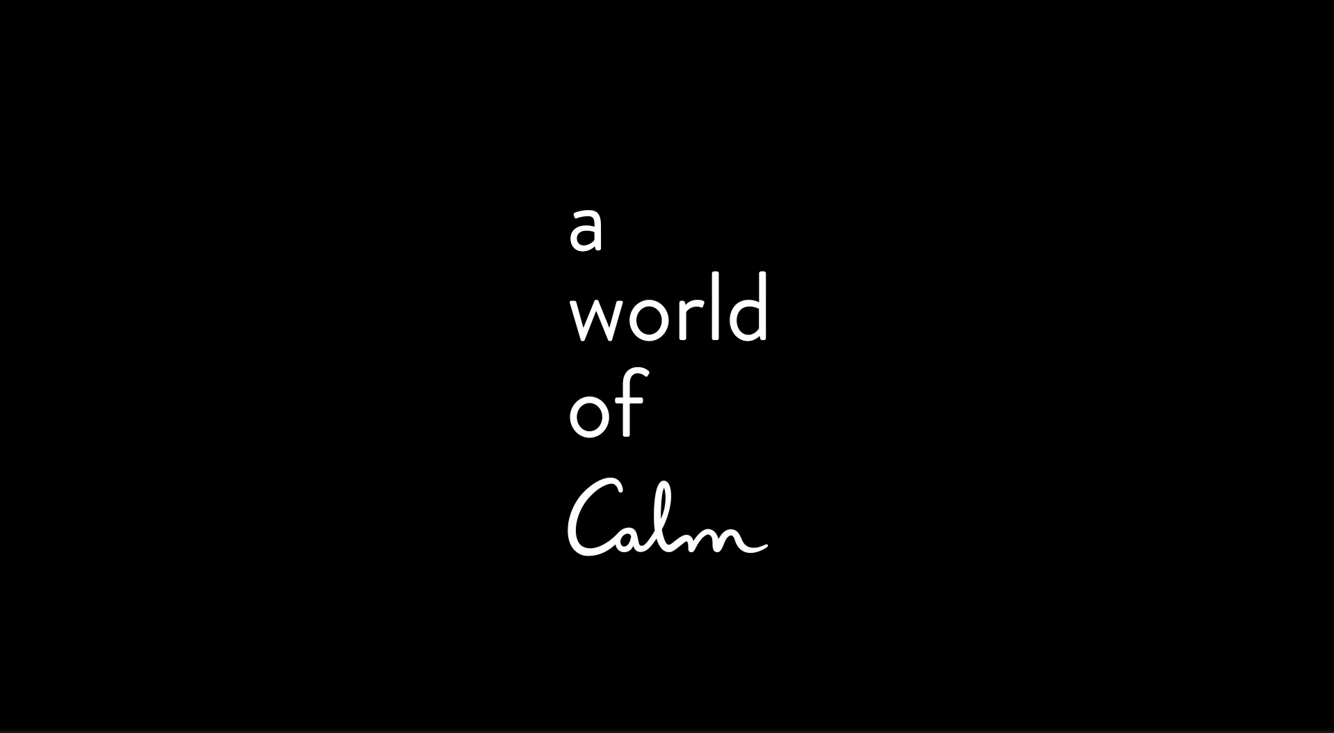 all3media international signs first collaboration with Nutopia, securing distribution to 'A World of Calm'