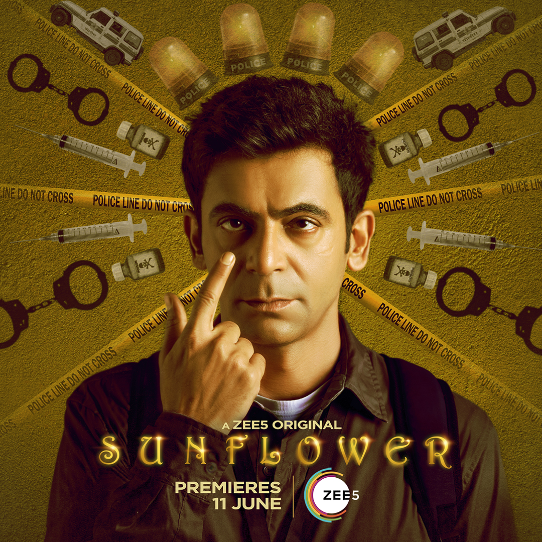 ZEE5 Global launches the teaser for upcoming murder mystery 'Sunflower'