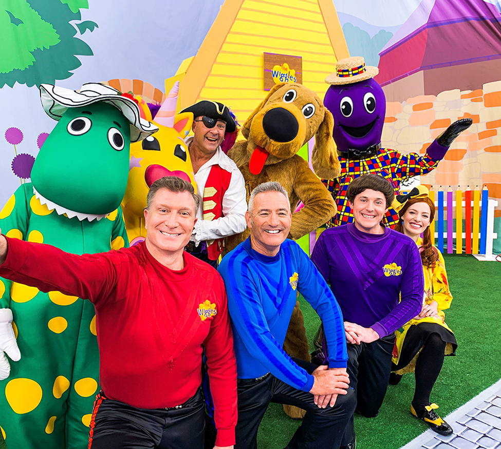 ABC Commercial and The Wiggles celebrate a 30-year distribution partnership
