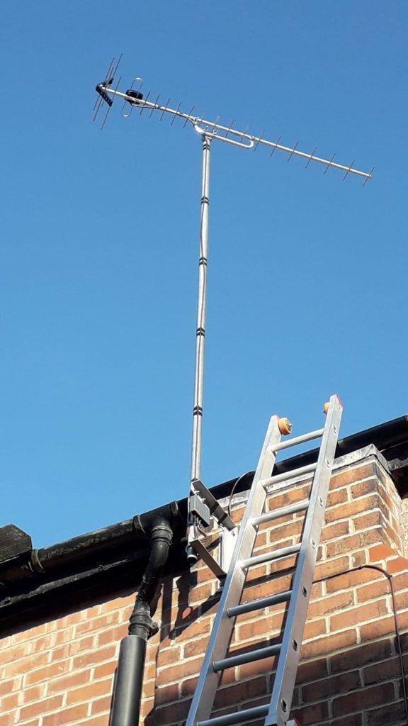Tv aerials
