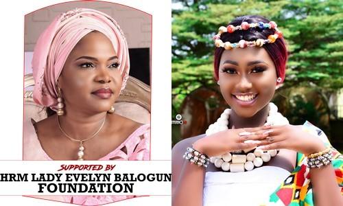HRM Lady Evelyn Balogun endorses Face of Bayelsa 2020 Valentine Campaign Video