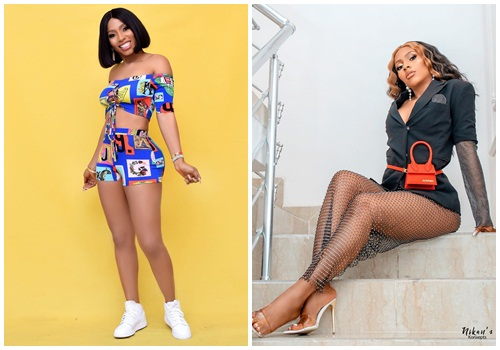 Big Brother Naija 2019 winner Mercy Eke celebrates as she gets verified by Twitter