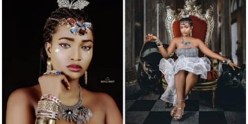 Nigerian Beauty Queen shares lovely photos to celebrate her birthday