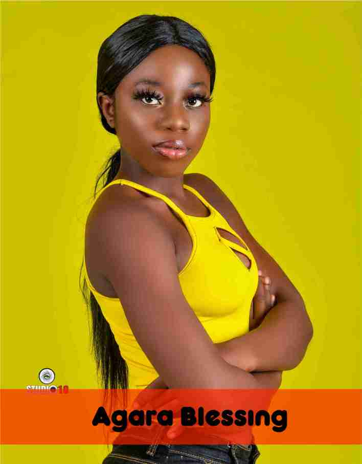 Vote Agara Blessing for the Miss Bayelsa 2020/21 Beauty Queen