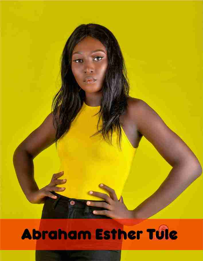 Vote Abraham Esther Tule for the Miss Bayelsa 2020/21 Beauty Queen