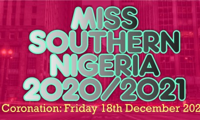 Vote Your Favourite Contestant For Miss Southern Nigeria 2020/2021