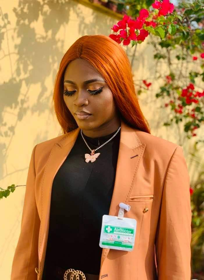 'Orange is the new black' - Queen Freda Fred says as she shares new photos