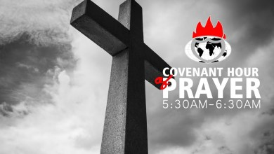 Winners Chapel Covenant Hour of Prayer 16th March 2021 Guide & Livestream