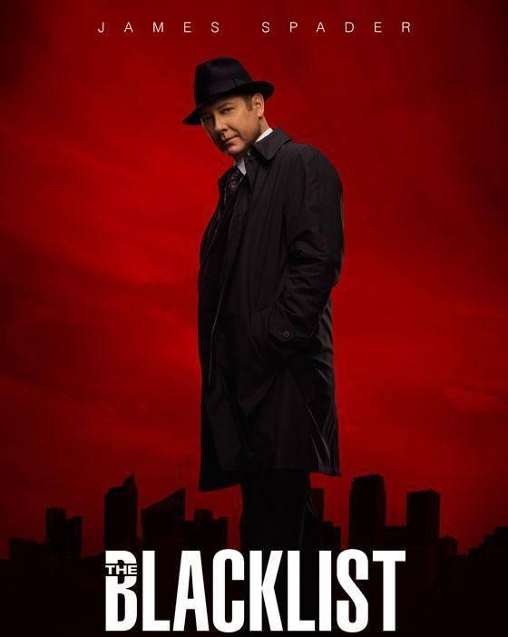 Blacklist Poster S2 1