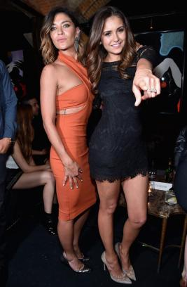 Nina Dobrev' Two Night Stand - After Party 8