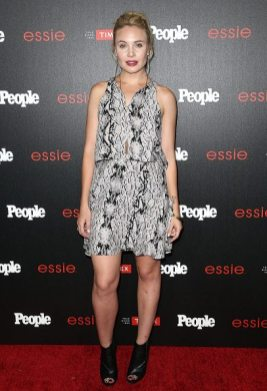 Leah Pipes Ones to Watch Party 9