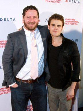 Paul Wesley Hamptons International Film Fest 2