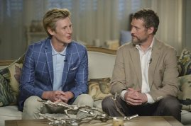 GABRIEL MANN, JAMES TUPPER